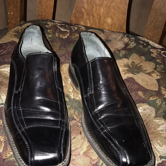 41a6101aeedc jcpenney Other - Men s dress shoes in great condition